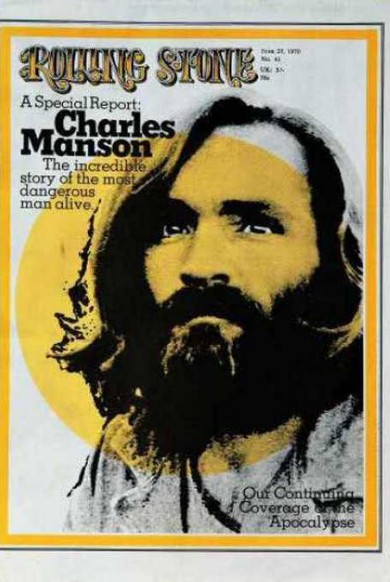 Exhibit A: The Charles Manson cover