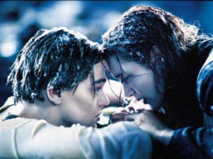 Titanic cold.