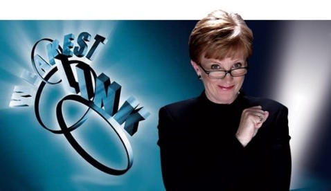 Of course you do. Anne Robinson used to haunt your nightmares, remember?