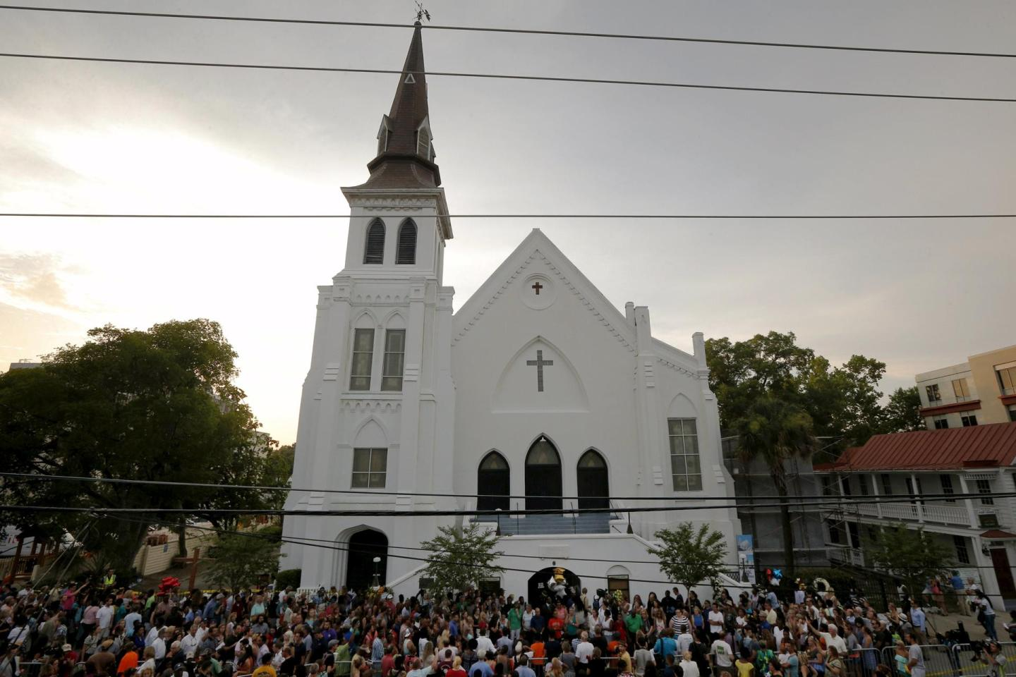 Emanuel African Methodist Episcopal Church by Bryan Snyder, Reuters